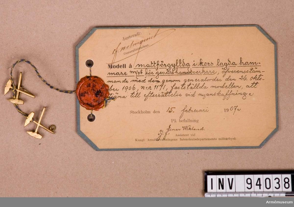 Tecken m/1906
