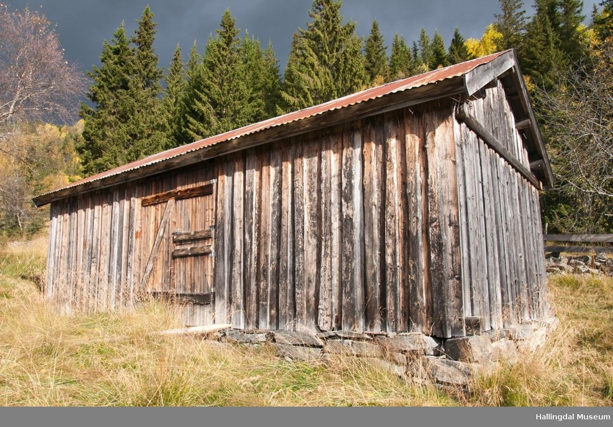 Forløe på Hemsedal Bygdatun på gården Øvre Løkji