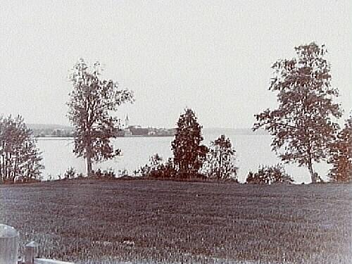 Utsikt över Nora stad.Beställningsnr. NA-308.