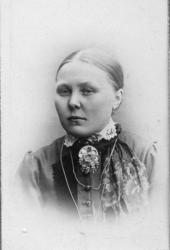 Ingebjørg T. Brandvoll (1873-1961), gift Sjåheim.