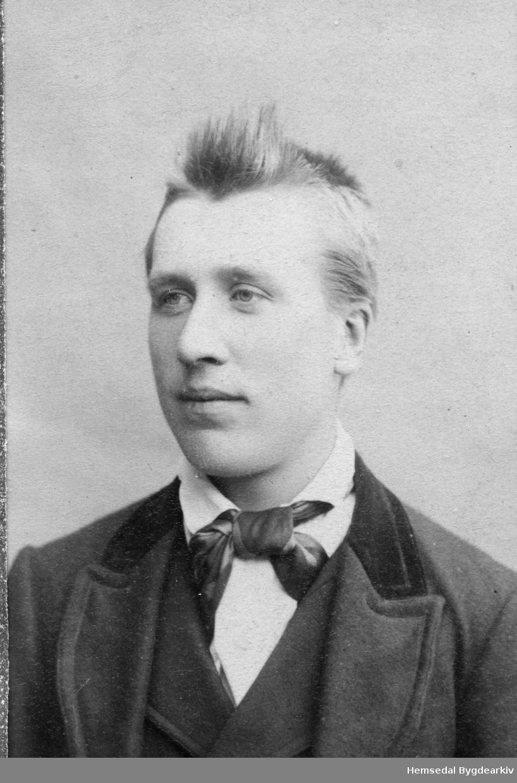 Eivind B. Sjåheim (1866-1945), frå 90.7 i Hemsedal