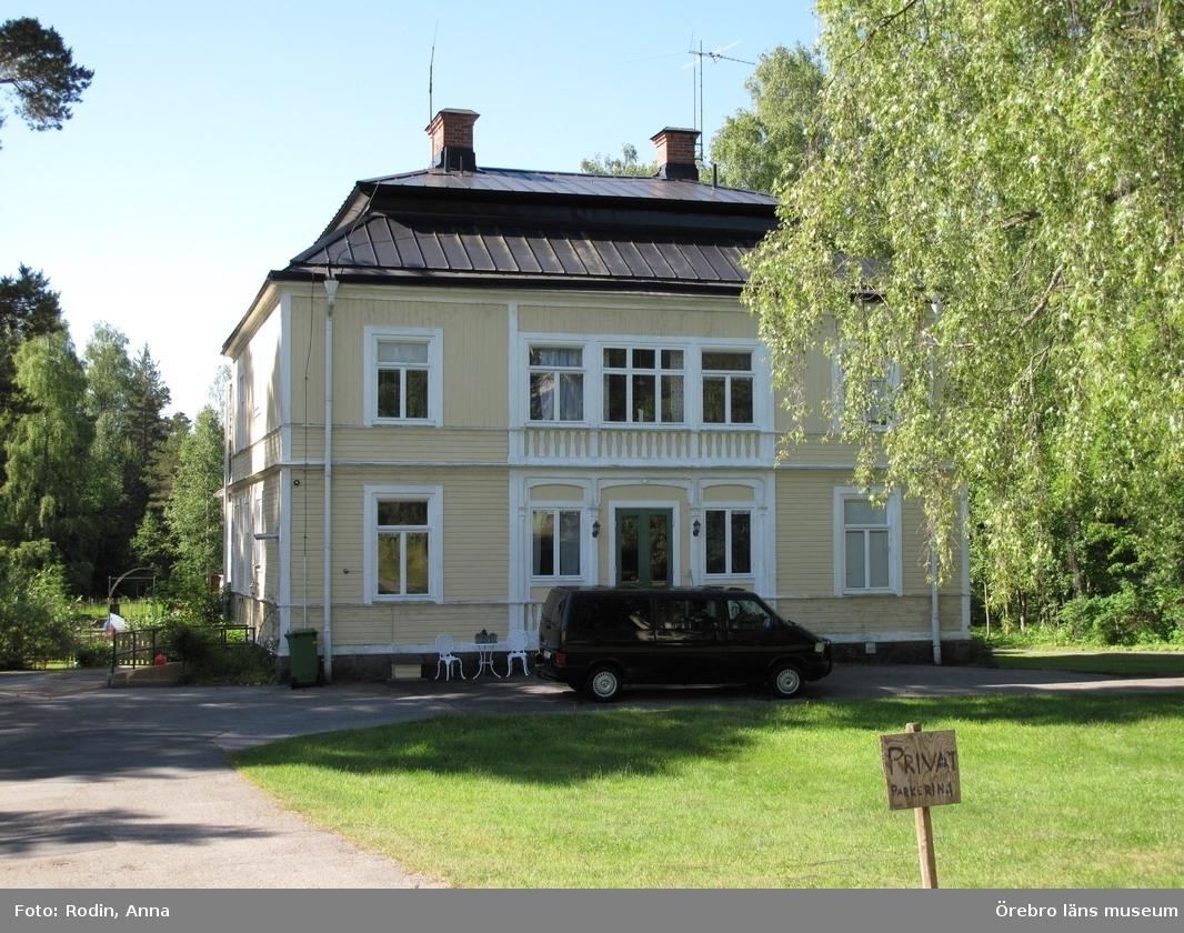 Inventering av kulturmiljöer i Tysslinge, Gräve, Kil och västra Längbro.Område 4.Miljö 11: Hålahult.Dnr: 2010.240.086