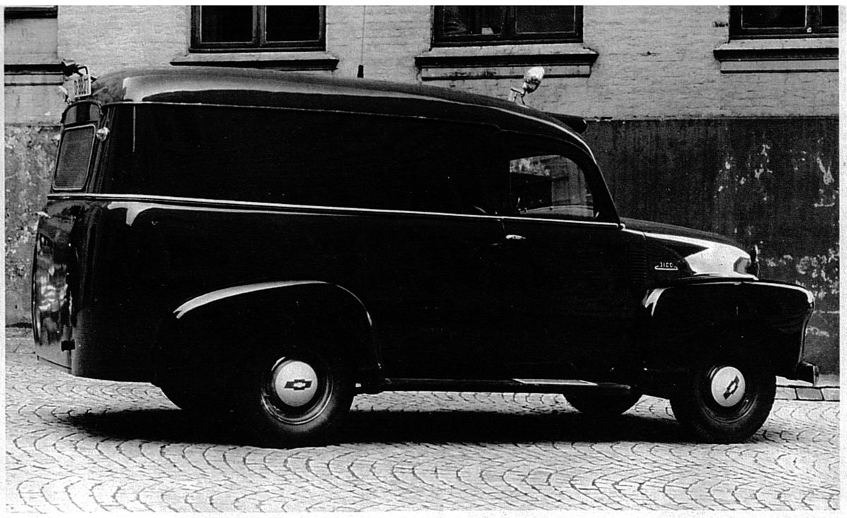 Chevrolet model 1954, nr O-3827. (Se NRMF.02401)
