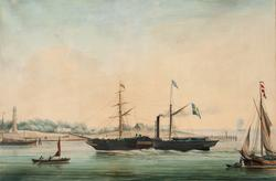 Passagerarhjulångfartyg