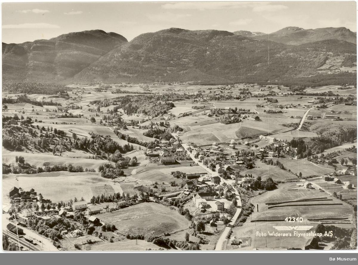 Bø sentrum, Bø i Telemark