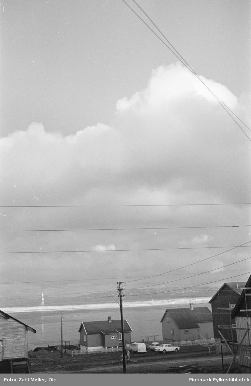 Vadsø 1969. Fotoserie av Ole Zahl Mölö.
