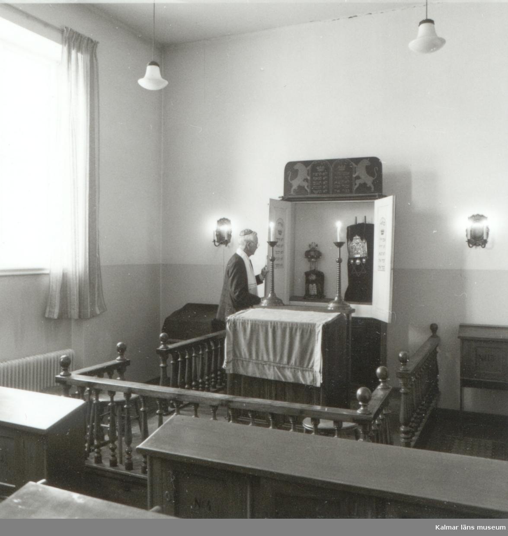 Från Kalmar mosaiska församling.