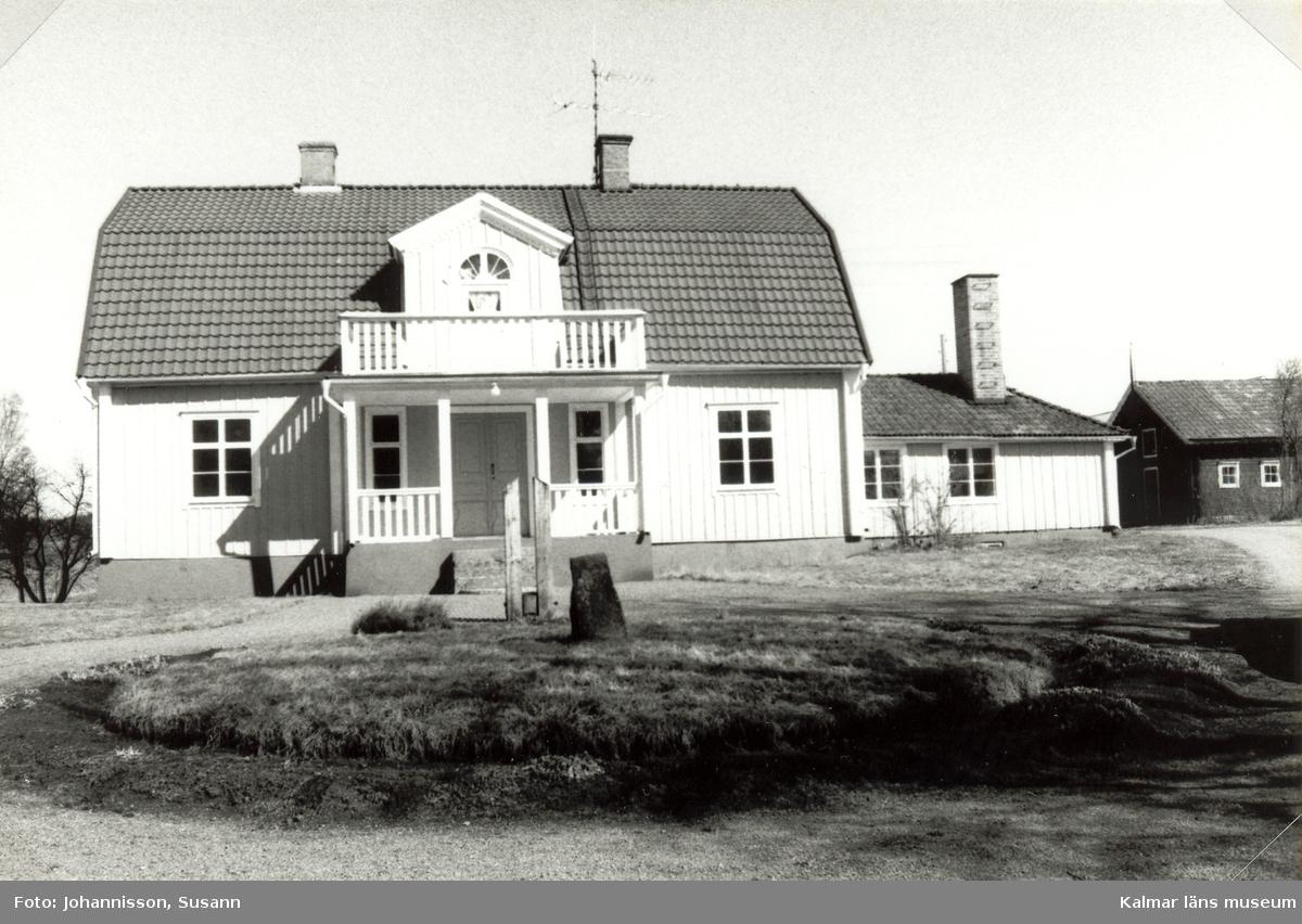 Mangårdsbyggnad i Viggesbo.
