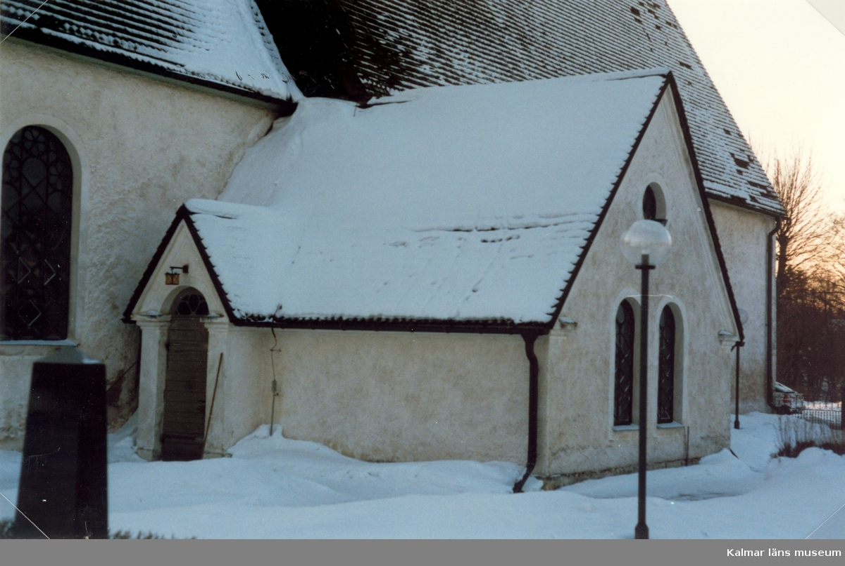 Motiv från Mortorps kyrka.