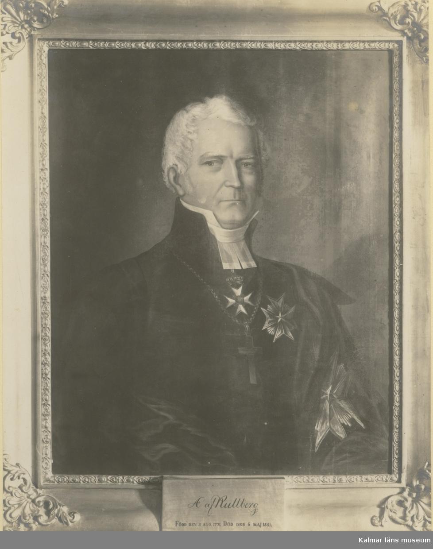 Anders Karlsson af Kullberg, född den 3 augusti 1771, död den 6 maj 1851.