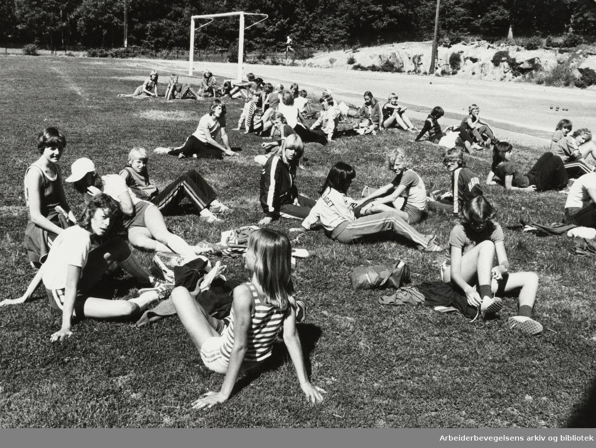 Bøler. Juni 1978