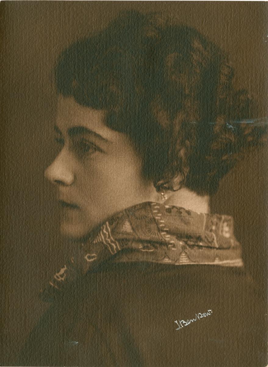 Seks portretter av Victoria Bachke