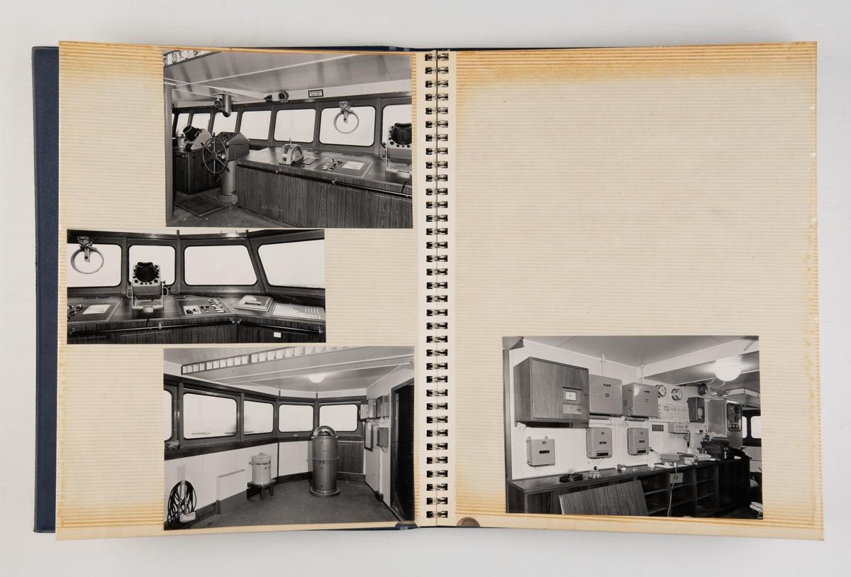 Album med fotografier av 'Tartar'. Inneholder også en artikkel om prøvedrift av Wilhelmsenskipene 'Tartar' og 'Turcoman' skrevet av Knut Raaum.