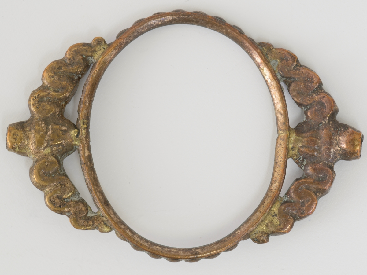 Oval, Ornament.