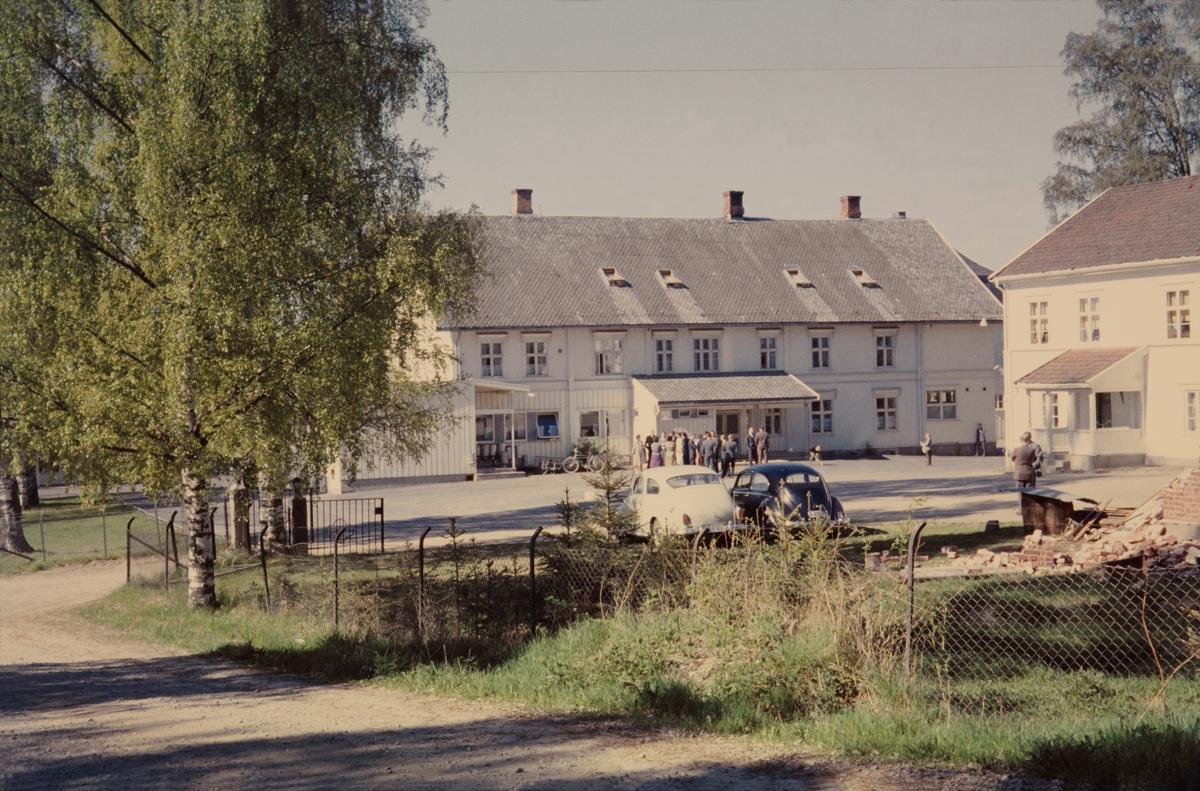 Bjerkely folkehøgskole ved Arneberg i Solør