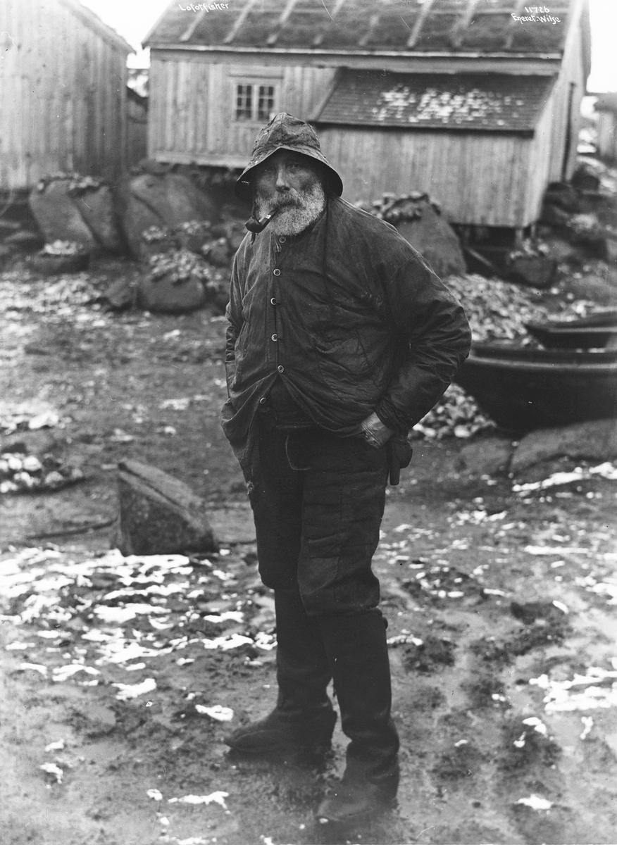Prot: Gammel Fisker 1910