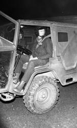 Militärmästerskap Motor. Bilorientering.
