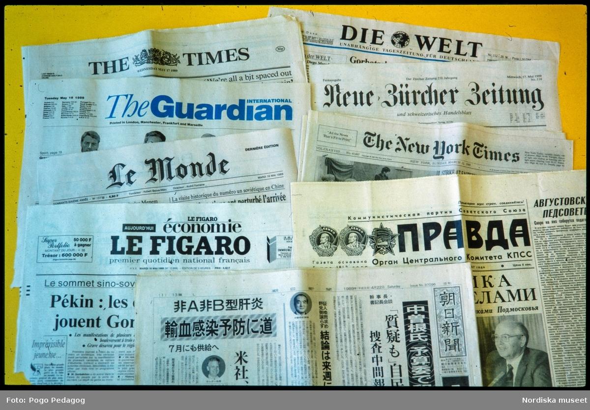Massmedia, nyhetsförmedling