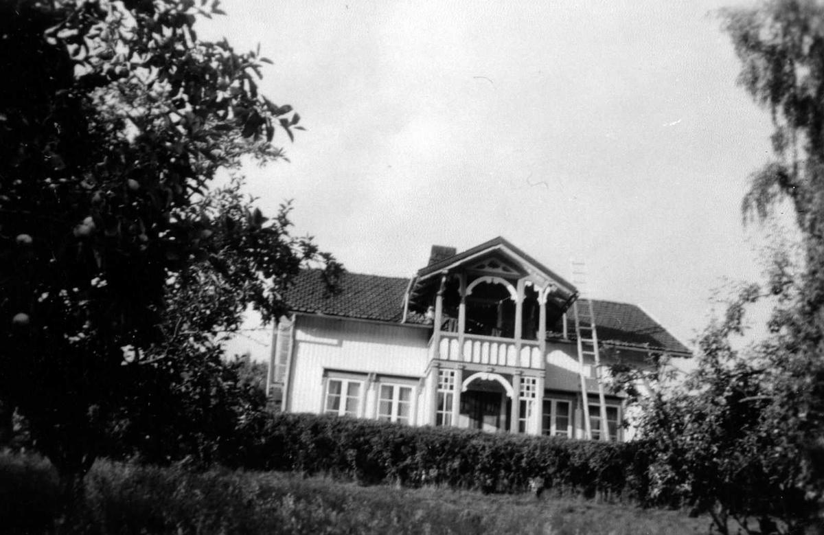 Åmlibilder samlet av Åmli historielag Skysstasjonen Lundevoll i Gjøvdal