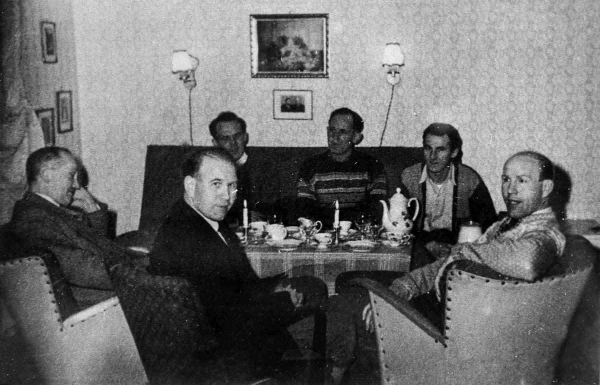 Bilder fra Birkenes kommune Birkenes kameraklubb 1958