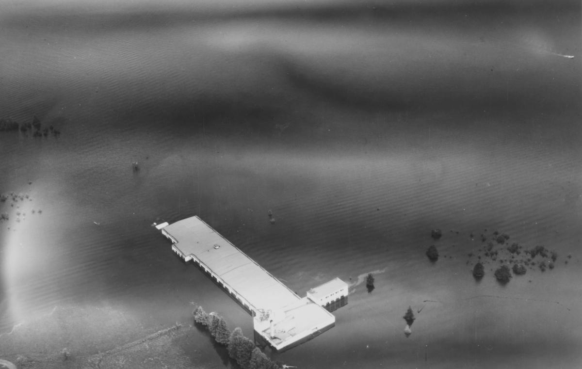 OLUF A. MARTINS A/S FABRIKK, FLOM 1967, SAGDALEN