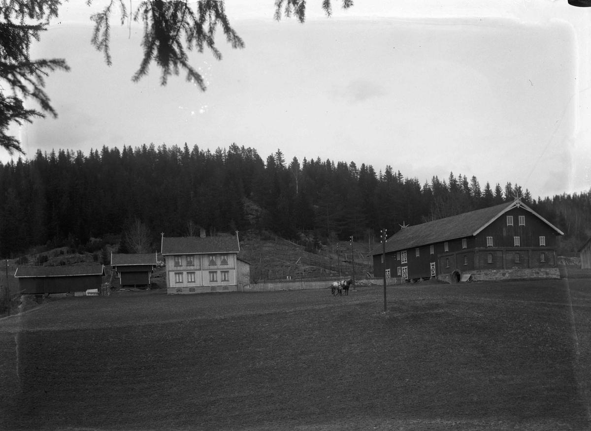 Gårdsbruk 22.04.2013: Kind gård i Eidsvoll Skrevet av: Trond Gundersen