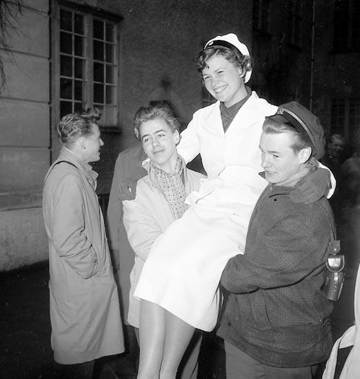 Studentexamen maj 1955
