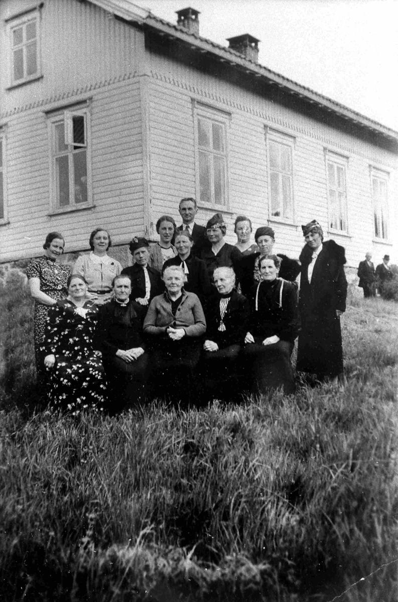 Bilder fra Birkenes kommune Kvinneforeningen på Håbesland