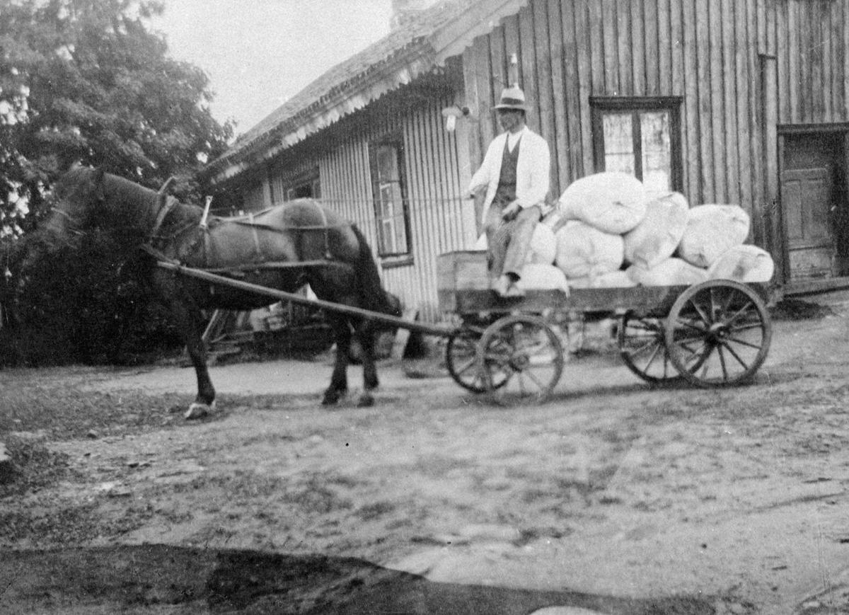Sagstua landhandleri i 1920 - årene?