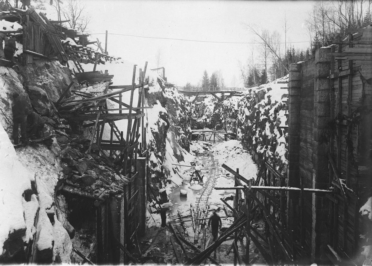 Utbygging av Svanfoss