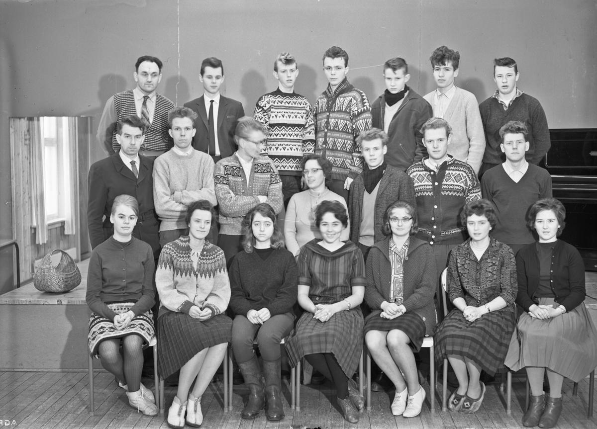 Grimlands Handelsskole.