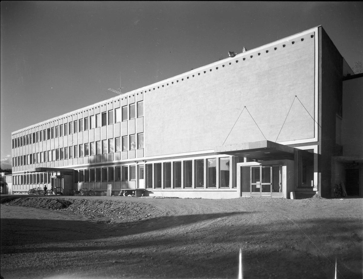 Panorama kino. Det nye bygget åpnet 14. september 1962.