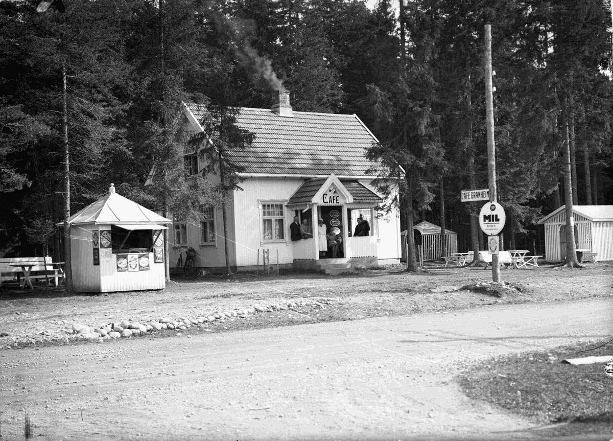 Granheim Café. Lie - Hauerseter I Ullensaker